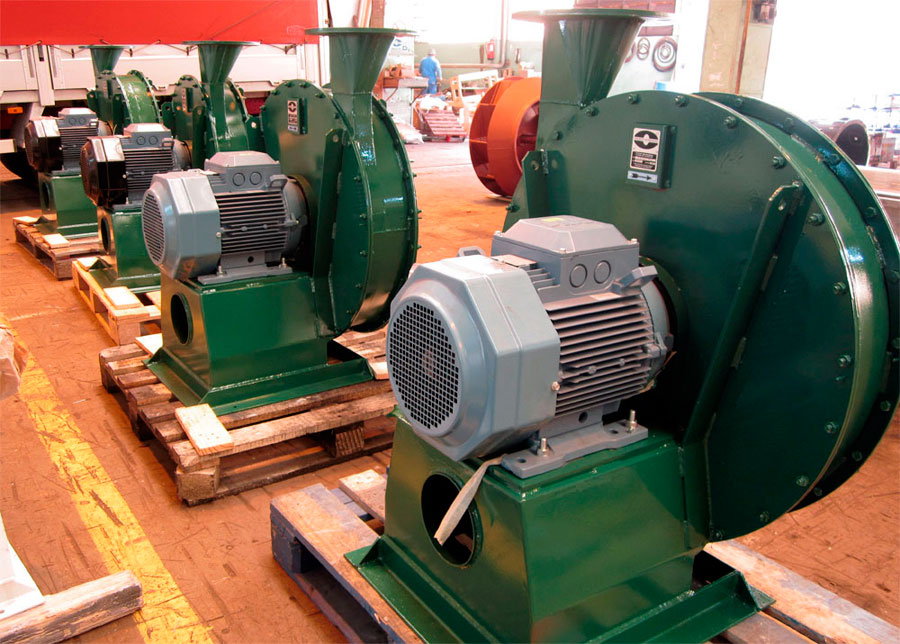 American Industrial Blowers Manufacturers : Industries power industrial fans blowers manufacturer