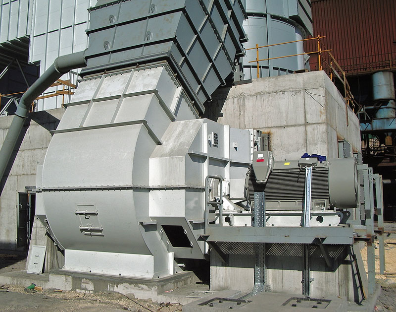 American Industrial Blowers Manufacturers : Industries pollution industrial fans blowers
