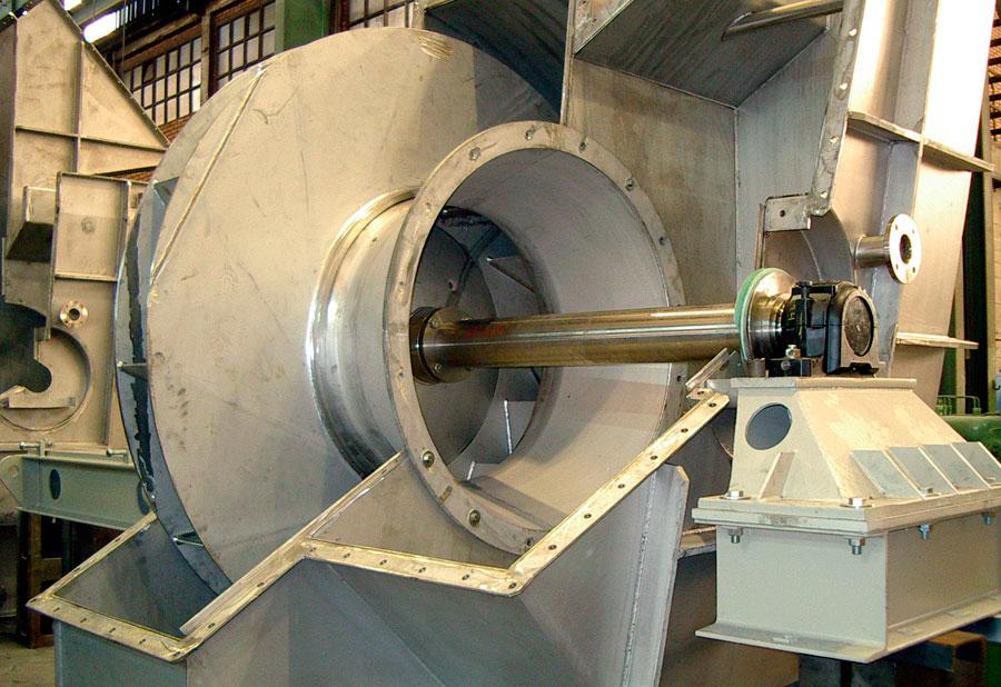 American Industrial Blowers Manufacturers : Industries fertilizer industrial fans blowers