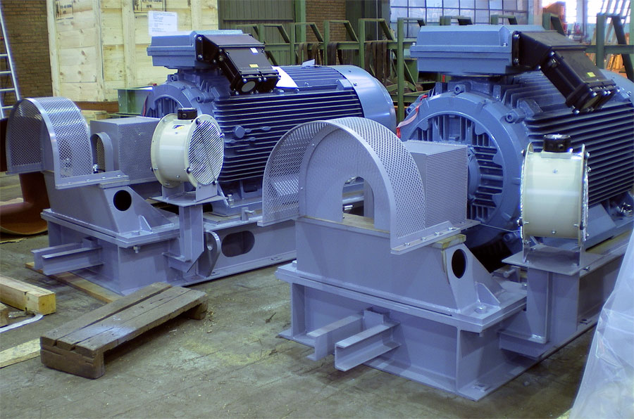 American Industrial Blowers Manufacturers : Industries paper industrial fans blowers manufacturer