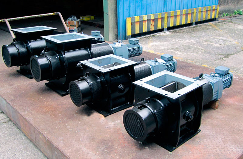 Alveolar Industrial Fans Blowers Manufacturer Axial